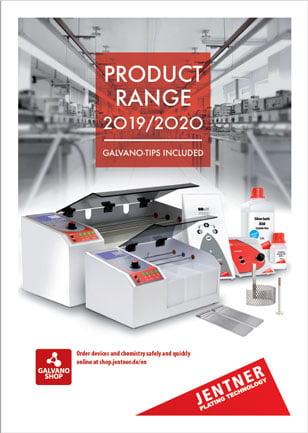 jentner product range 2019 2020 english